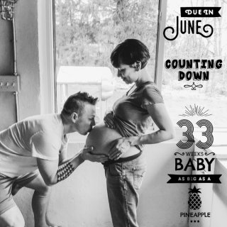 33 Weeks Pregnancy Update