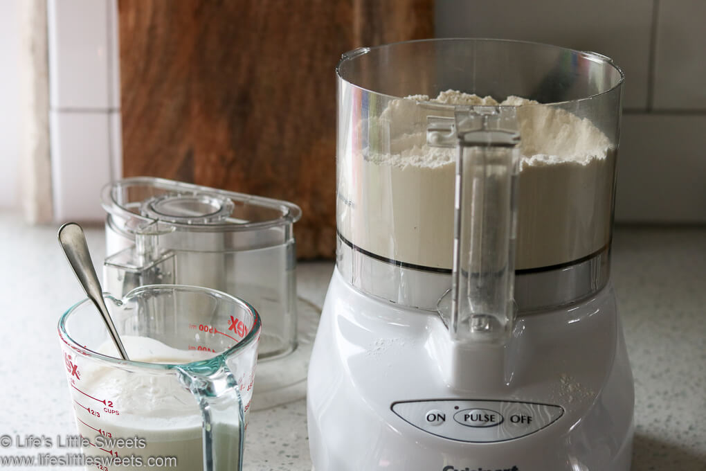Food Processor Pizza Dough