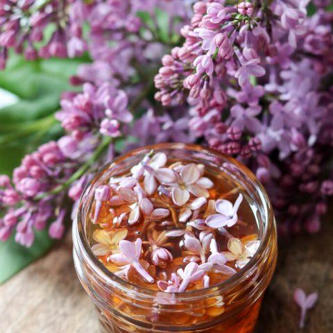 Lilac Flower Honey