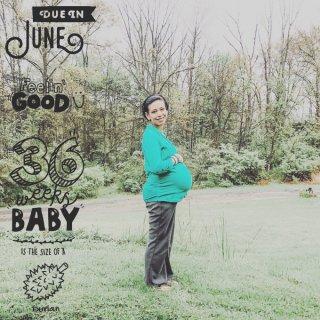 36 Weeks Pregnancy Update