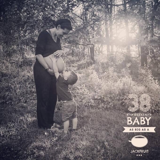 38 Weeks Pregnancy Update