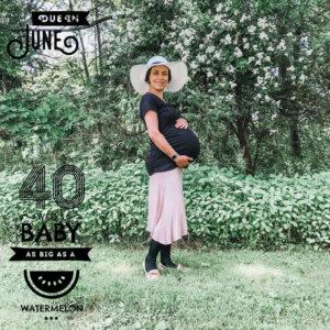 40 Weeks Pregnancy Update