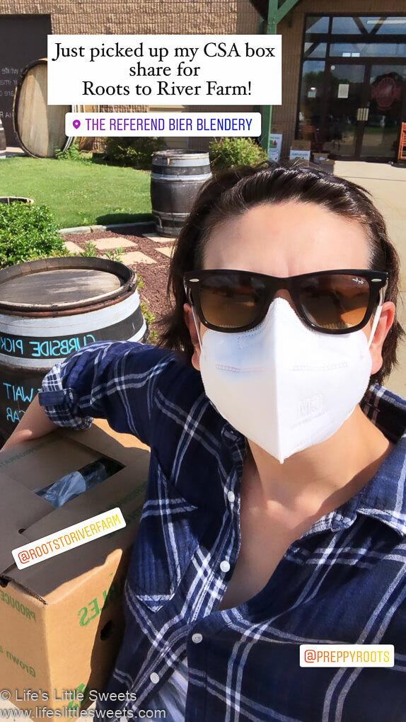 Organic CSA Box Week 1