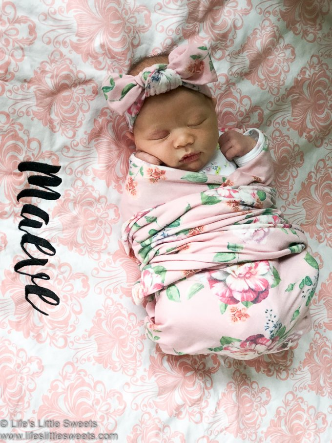 Welcome Maeve Alixandra