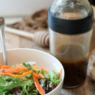 Balsamic Vinaigrette Dressing