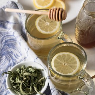 Lemon Verbena Tea Recipe