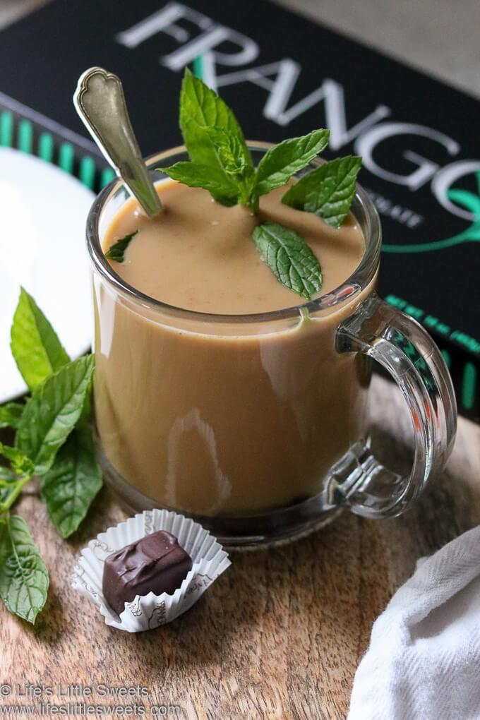 Mint Chocolate Candy Coffee Recipe