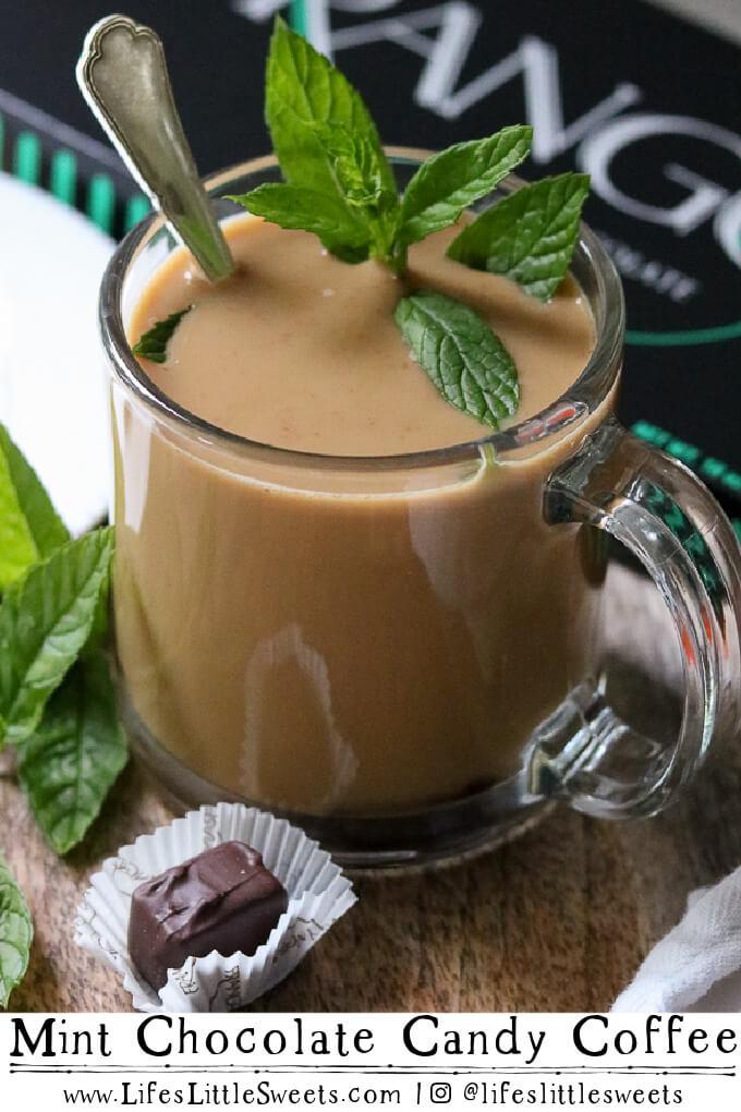 Mint Chocolate Candy Coffee
