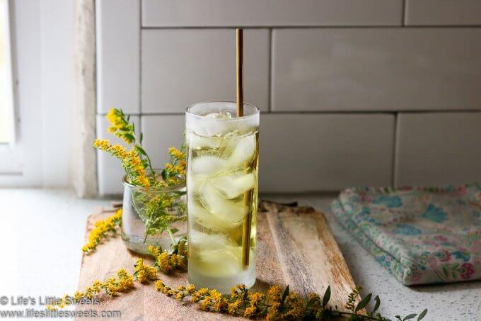 Goldenrod Iced Tea