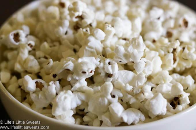 Stove Top Dutch Oven Popcorn