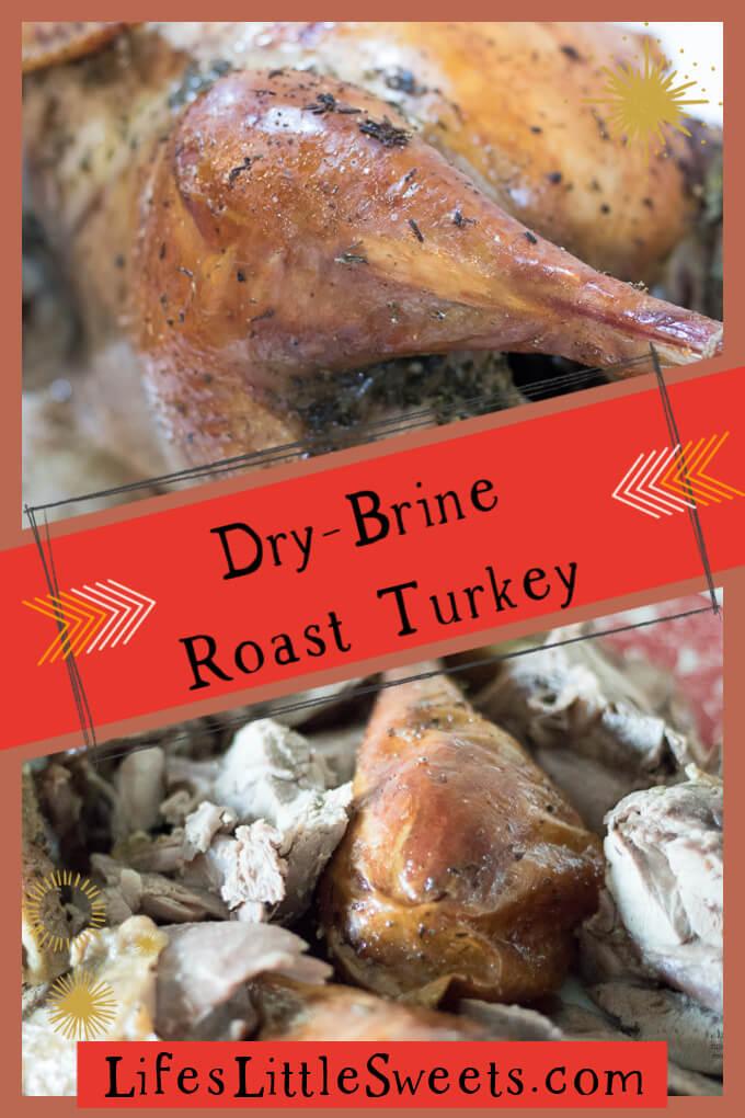 Dry-Brine Roast Turkey