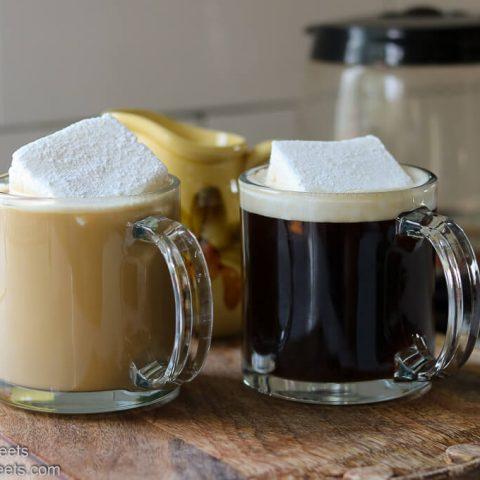 Marshmallow Coffee