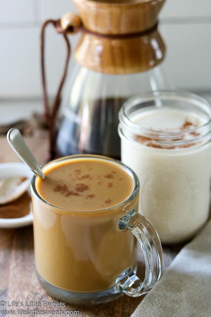 Horchata Coffee