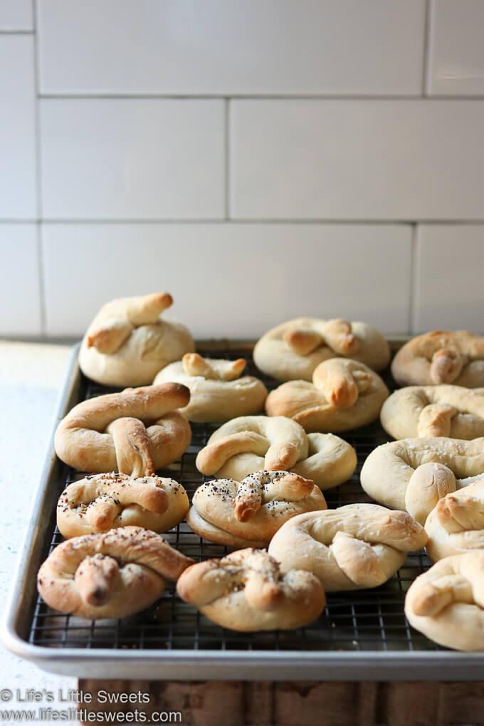 Pizza Bread Pretzels
