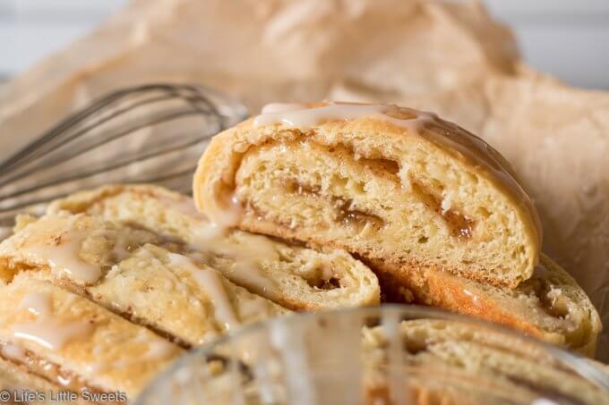 Almond Nut Roll Recipe