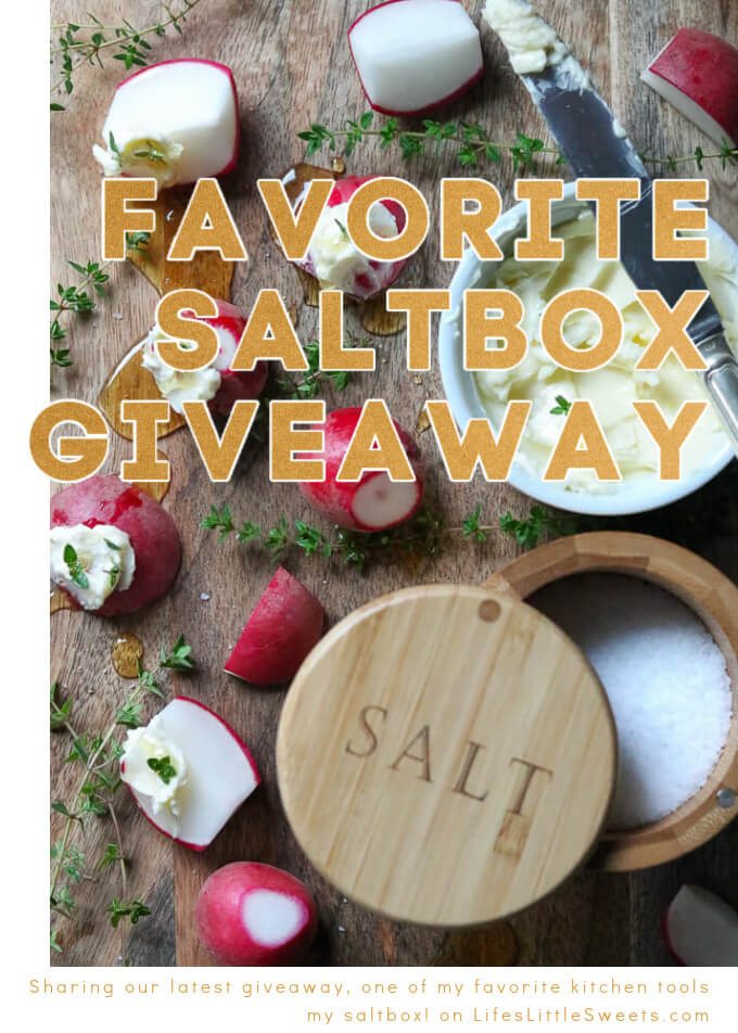 Favorite Saltbox Instagram Giveaway