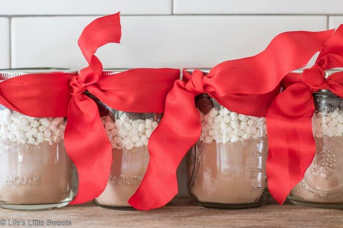 Homemade Hot Chocolate Mix Recipe (Edible Gift)