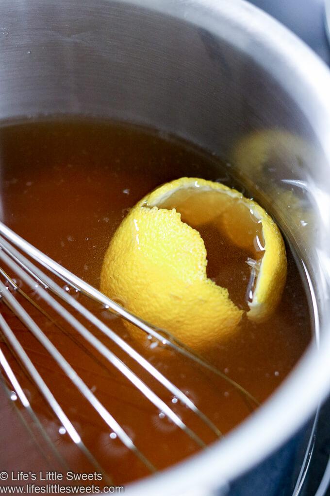 Maple Syrup Baklava