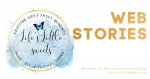 Web Stories - Life's Little Sweets Logo