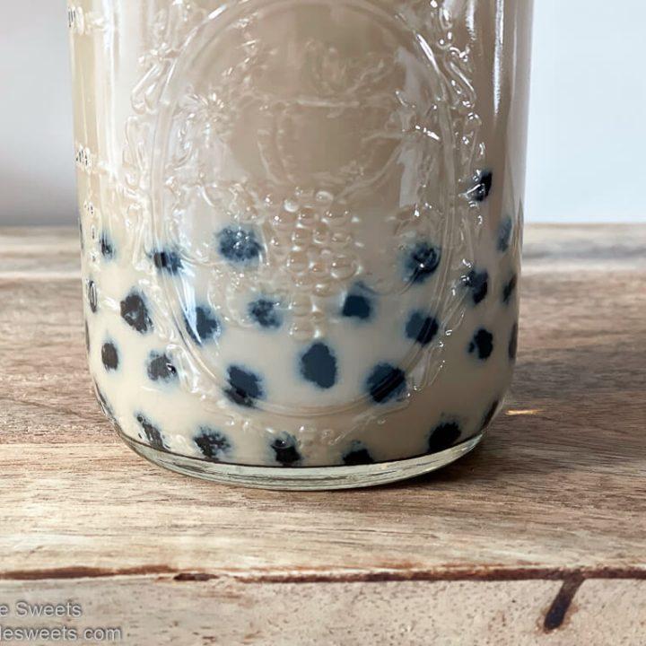 How to Prepare Tapioca Pearls (Boba)