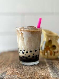 Bubble Coffee Recipe (Boba Coffee)