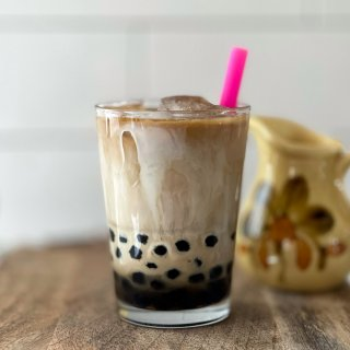 Bubble Coffee Recipe (Boba Coffee)