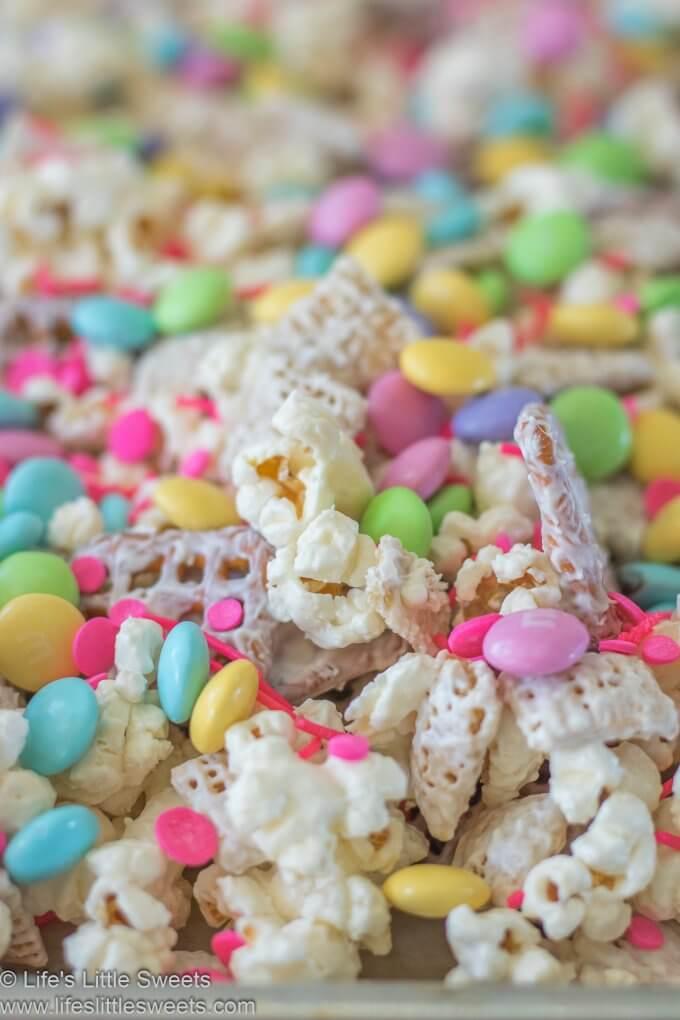 Bunny Bait Recipe close up