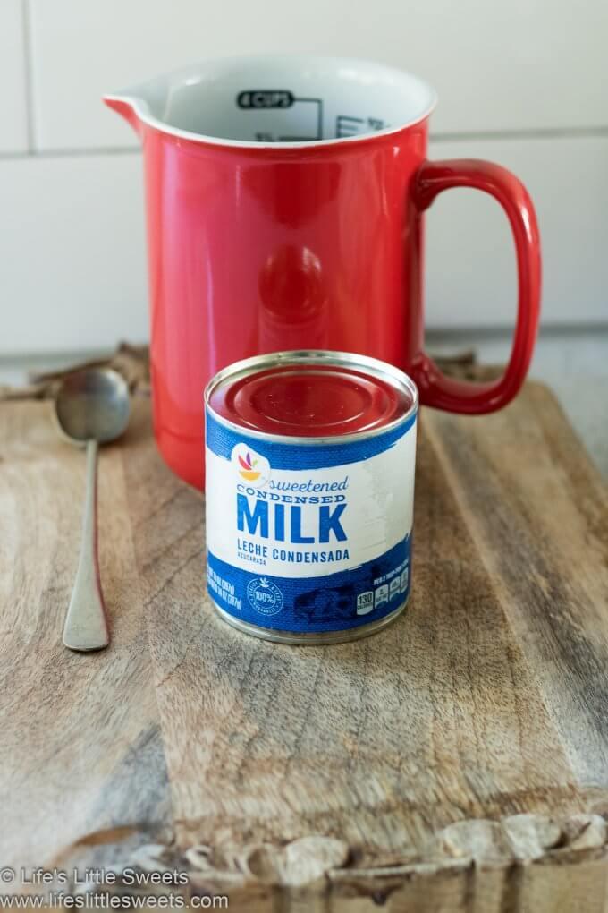 Homemade Coffee Creamer ingredients
